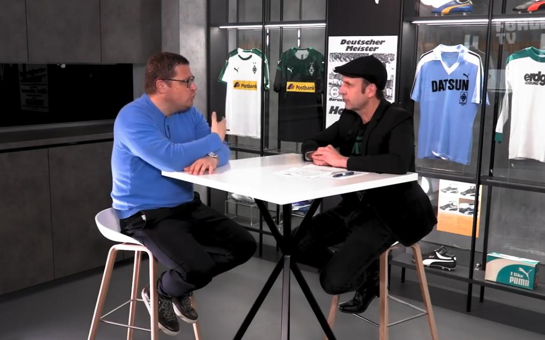 Borussia Mönchengladbach Follow the foals: Max Eberl