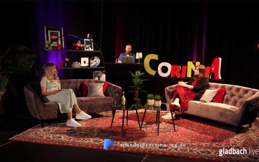 Corinna streamt #1 Livestream aus Mönchengladbach by gladbach.live